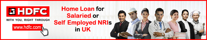 HDFC Home Loans for UK