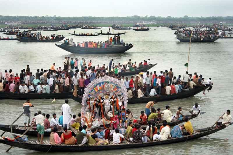 Durga Puja Vijaya Dashami