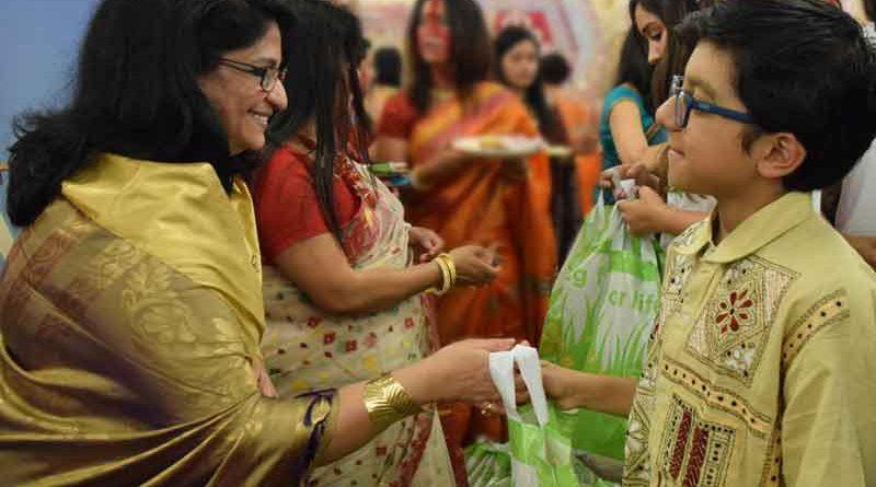 Asda Durga Puja