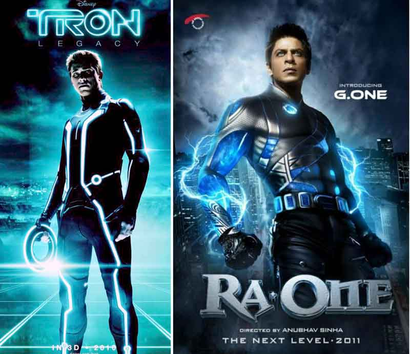 12 Blatantly Copied Bollywood Film Posters - RadioBanglaNet