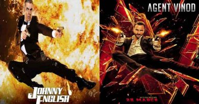 copied Bollywood film posters
