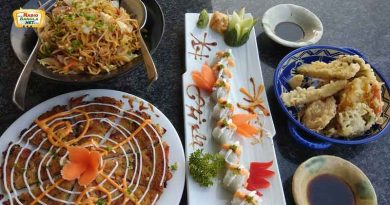 Fuji Breaks Myths about Japanese Food