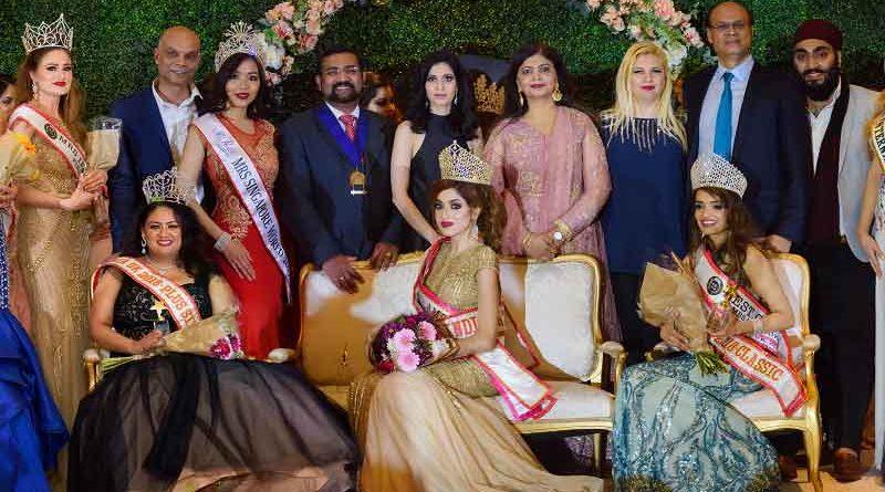 Mrs India UK 2018