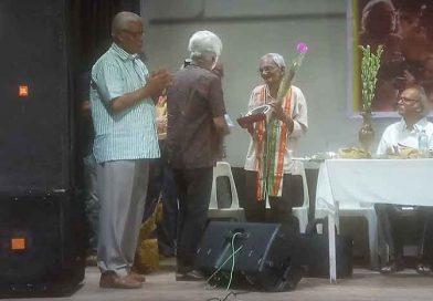 সুব্রত মিত্র স্মৃতি পুরস্কার পেলেন বৈদ্যনাথ বসাক