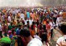 সেলফির হিড়িক, বেলাগাম মদ্যপান, পরিবেশ ধ্বংসের সাক্ষী এবারের বসন্ত উৎসব
